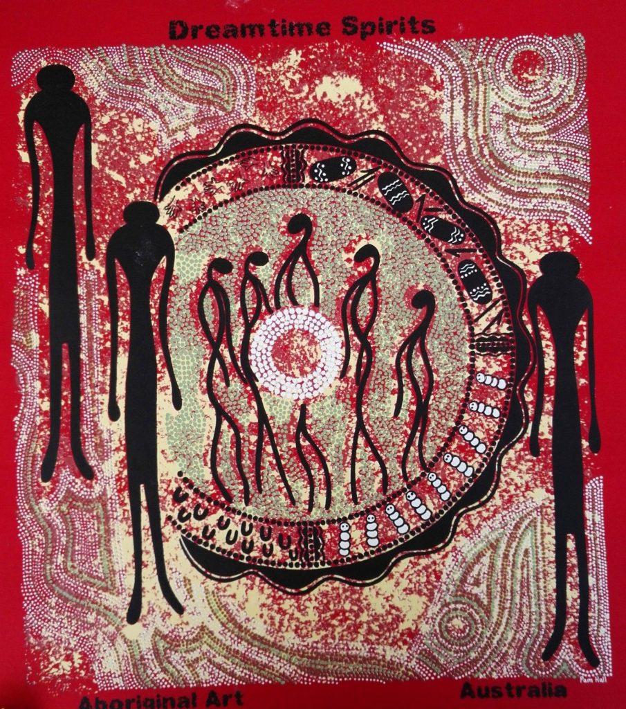 Aboriginci umeni art