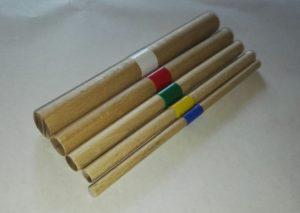 Dřevěná tečkovadla